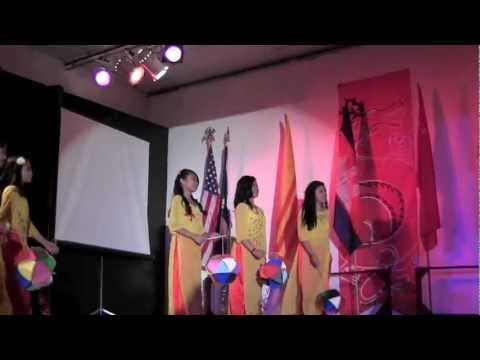 2012 Asian Fest - Children of Vietnam dance