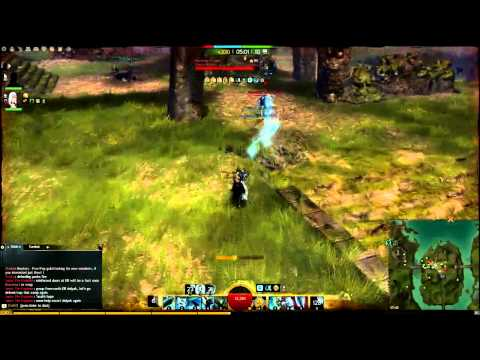 Guardian pwnage in WvWvW - GW2 - ExR - Beppenike