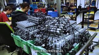 레고 테크닉 부가티 42083 - 불가능을 조립하다(다큐멘터리)