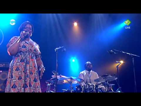Dianne Reeves - Today Will Be A Good Day - North Sea Jazz 2010, Live video