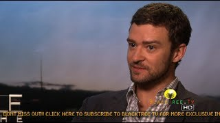 Justin Timberlake talks Baseball for Trouble With The Curve on Coming To The Screen