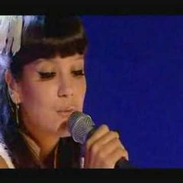 Lily Allen - LDN (Live on J Ross)