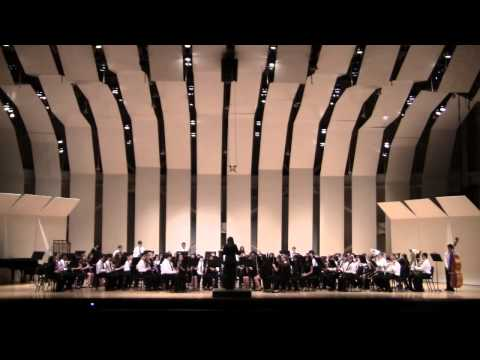 NASSAU SUFFOLK HONOR BAND @ CW POST TILLES CENTER 4/21/13 ORION