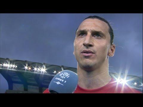 image vidéo  Interview de fin de match : SC Bastia - Paris Saint-Germain (0-4)