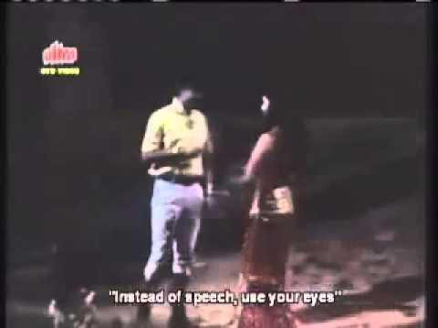 Mukesh & Lata - Dheere Dheere Bol Koi Sun Na Le - Gora Aur Kala...