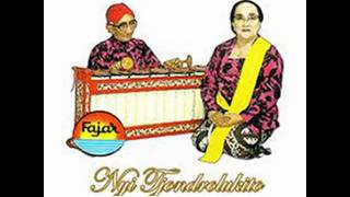 Gendhing Jawa - Nyi Tjondrolukito