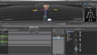 MotionBuilder 2014 Tutorial 03 - Keyframe Animation