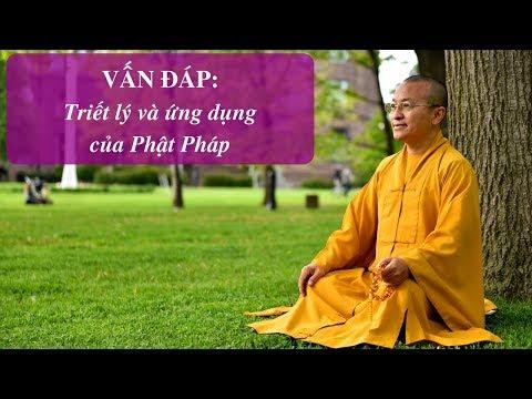 Triết lý và ứng dụng của Phật Pháp