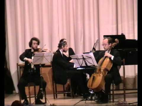 Бетховен, Людвиг ван - Фортепианное трио №12: Аллегретто си-бемоль мажор