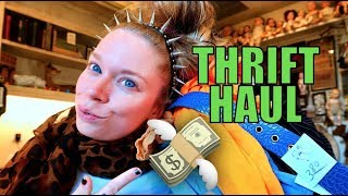 Massive Fall $2 Thrift Haul!
