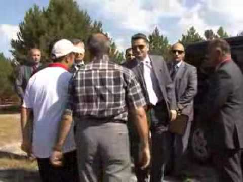Part 4 Armenia MIASIN Together Prime minister Tigran Sargsyan defence minister Seyran Ohanyan visited youth forum MIASIN 2009 24 29  08 2009