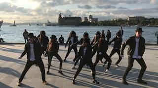 ÖÇAL Dance Team (Michael jackson flash mob)