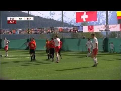 Bergdorf-EM Schweiz-Spanien - Schweizer Sport Fernsehen - 31.05.2010