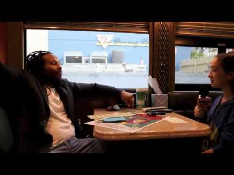 ZIGGY MARLEY Interview with Pavlina 2013 Orlando House of Blues