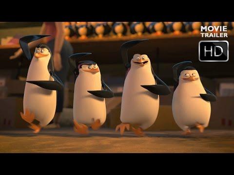 DreamWorks' PENGUINS OF MADAGASCAR - Official Trailer 2