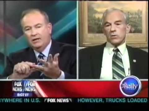 THROWBACK: Ron Paul Vs O'Reilly On Iran [2007]