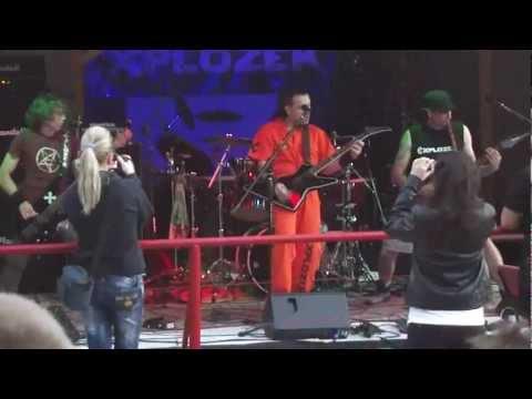 Explozer-Tandeta-Cytava Metal Festival II-Pruszcz Gdanski 25.08.2012