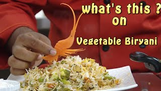 Instant Vegetable Biryani - How to Make Dum Style Veg Biryani