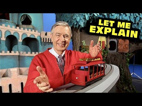 Mr. Rogers Was The Nicest Savage