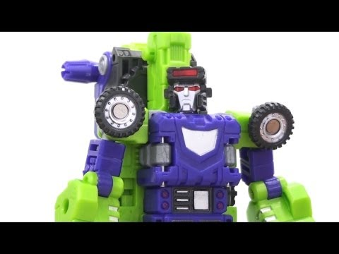 Video Review of the TFC Toys: Dr. Crank (part four of Hercules)