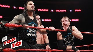 Download Top 10 Raw moments: WWE Top 10, December 4, 2017 3Gp Mp4