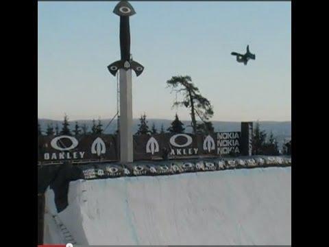TTR Oakley Arctic Challenge 2007 (Terje Snowboarding worldrecord)