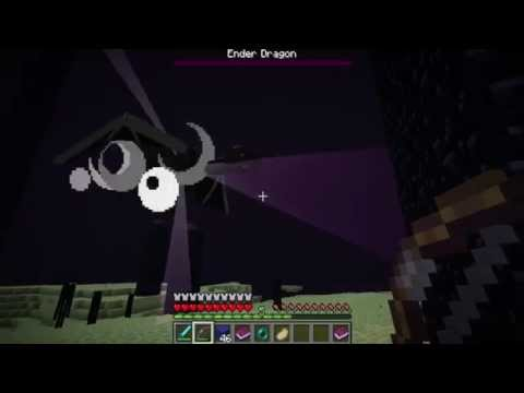 Minecraft:Прохождение карты Убей его,или умрешь сам №3