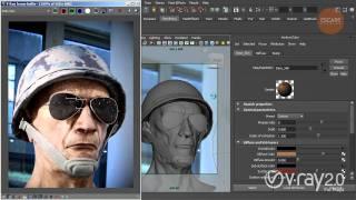 V-Ray for Maya tutorials