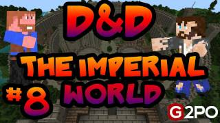 Dumb and Dumber on Minecraft - Tower Fail: Part 8, Imperial City