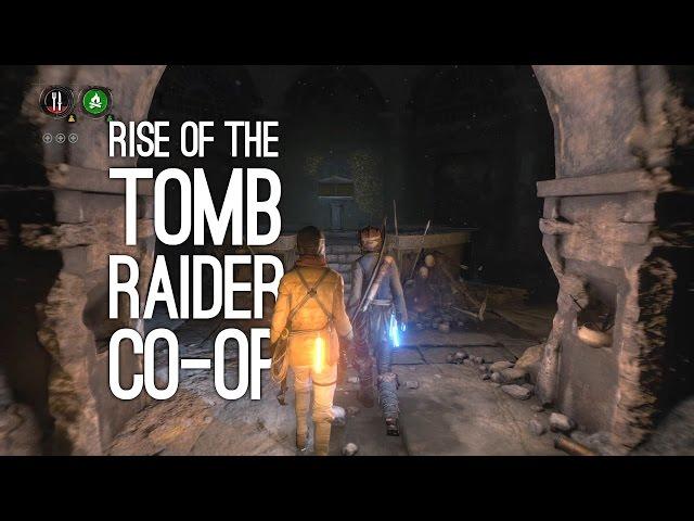 Руководство запуска: Rise of the Tomb Raider по сети