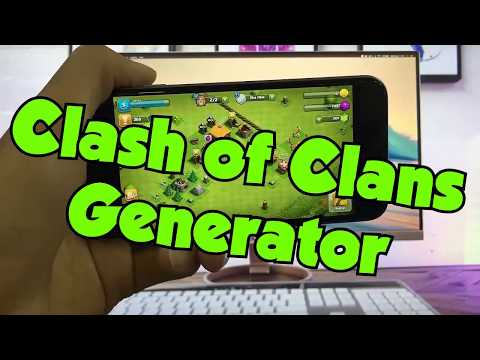 Clash of Clans Free Gems Hack for Android & iOS