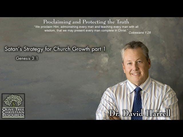 Satan's Strategy for Church Growth part1