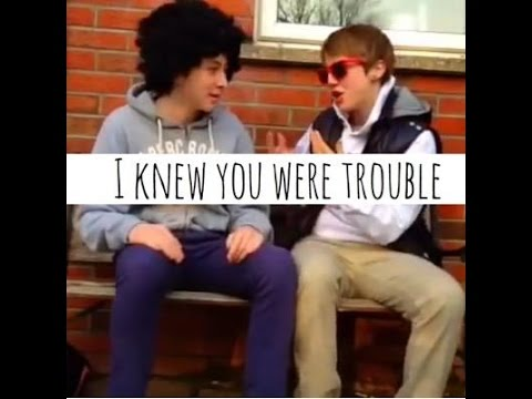 """I Knew You Were Trouble Parody"" - Bart Baker Remake (Taylor Swift)"