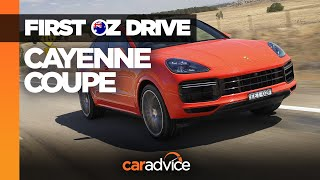 REVIEW: 2020 Porsche Cayenne Coupe | CarAdvice