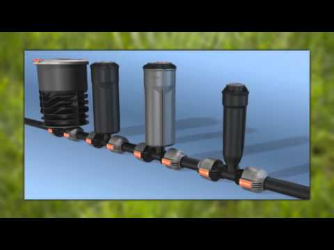 GARDENA Sprinklersystem Schulungsfilm 25-32mm