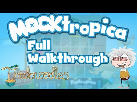 ★ Poptropica: Mocktropica Island Full Walkthrough ★