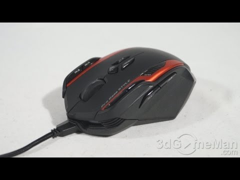 #1417 - Genius Gila Gaming Mouse Video Review