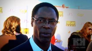 Isaiah Washington on 'Grey's Anatomy' Firing: