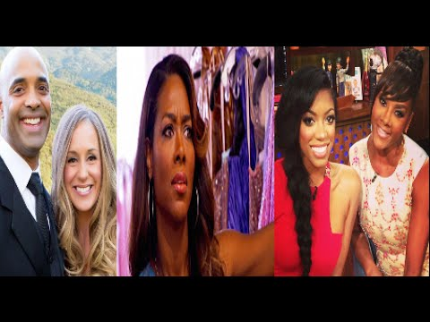Vivica, Porsha & James' wife BLAST Kenya Moore for knowing her Matchmaker boyfriend was married