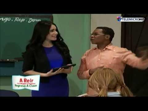 A Reir Con Miguel y Raymond: La profesora Jenny Blanco - (3-4)