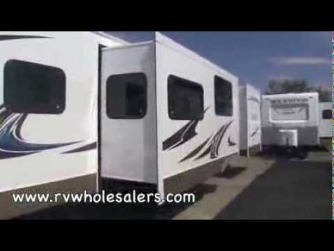 'll never want to travel without your Sprinter 311BHS Travel Trailer