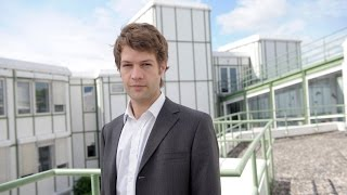 ERC-Grant Preisträger Prof. Dr. Dr. Fabian Theis