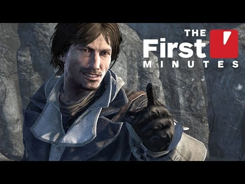 The First 15 Minutes of Assassin's Creed Rogue Remastered