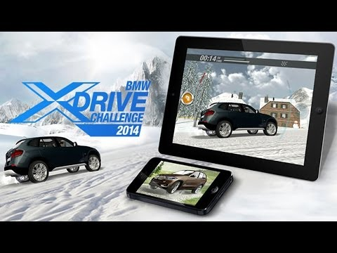 BMW xDrive Challenge 2014 - Universal - HD Gameplay Trailer