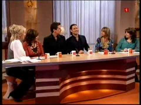 Loose women il divo interview youtube - Il divo all by myself ...