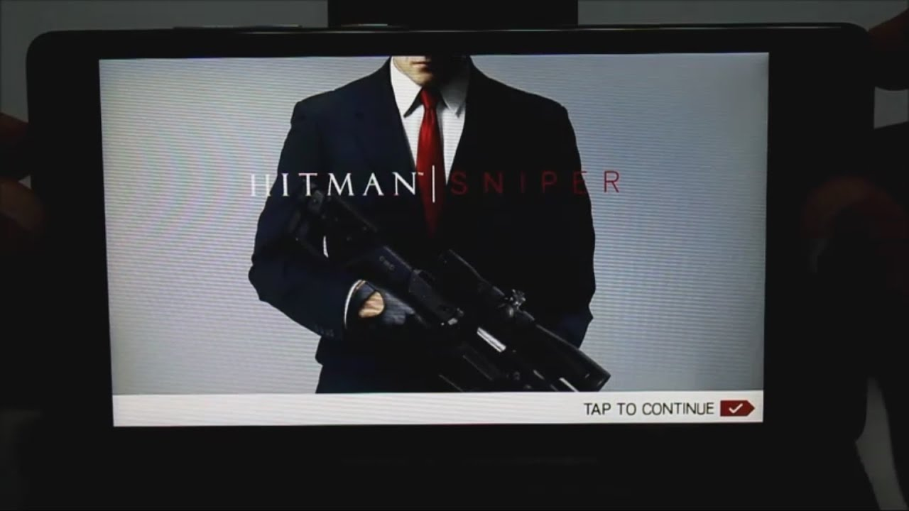 Hitman Sniper Android Wallpaper Hitman Sniper For Android