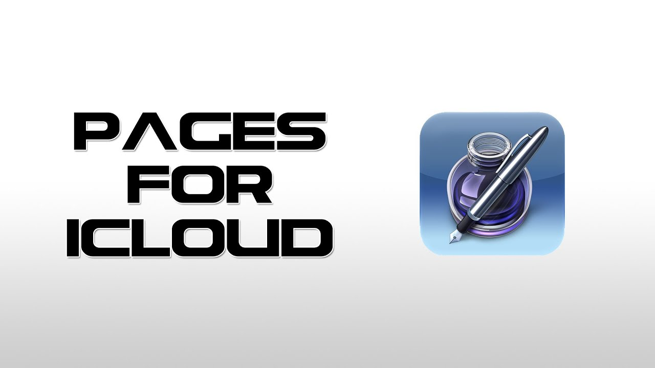 how to add page in icloud pages