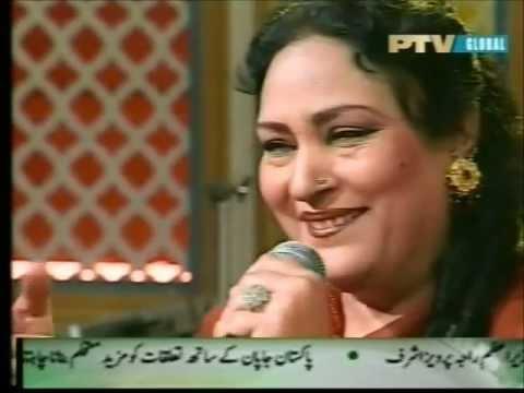 Tasawar Khanum - Tu Meri Zindagi Hai Mehfil E Shab PTV