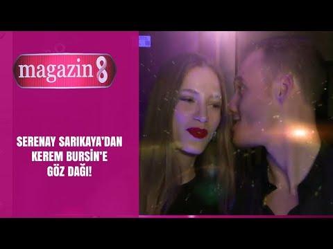Serenay Sarıkaya'dan Kerem Bursin'e gözdağı!