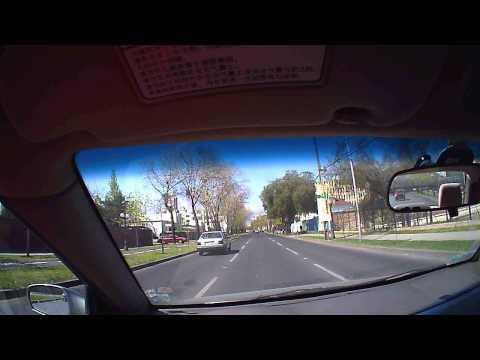 Prueba Gafas de Sol con Cámara HD en el automovil